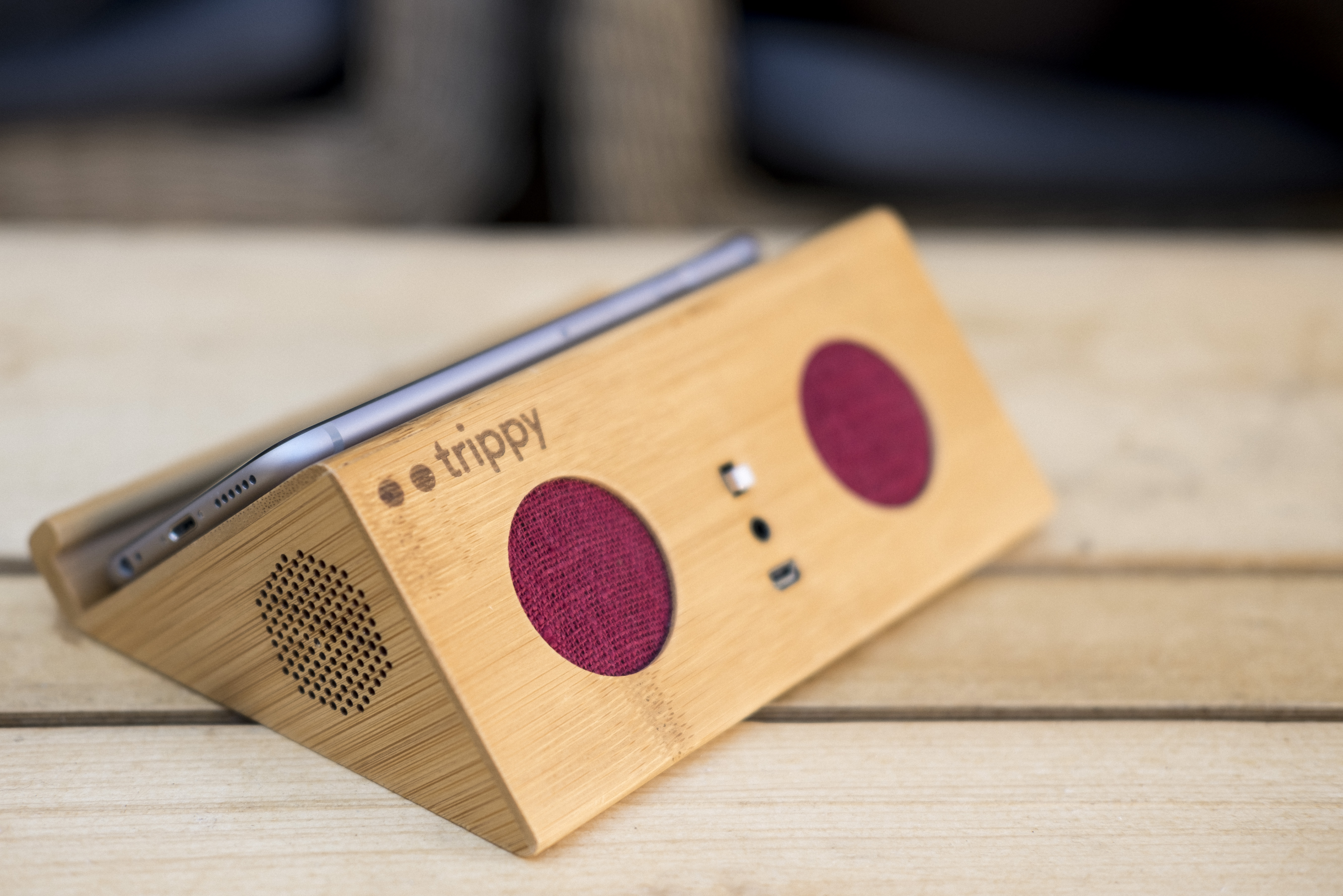 Trippy -The new wireless speaker